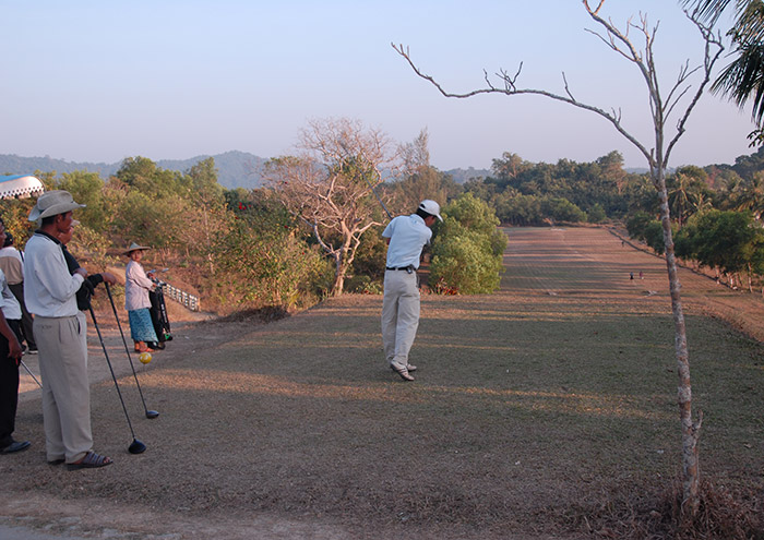 Ngapali BeachGolf Course